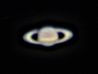 土星 2021年8月23日