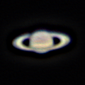 Photos: 土星 2021年8月23日
