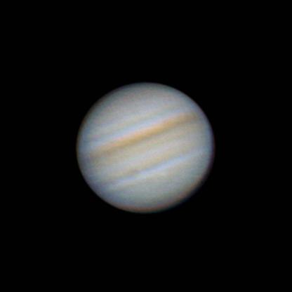 木星 2021年8月23日