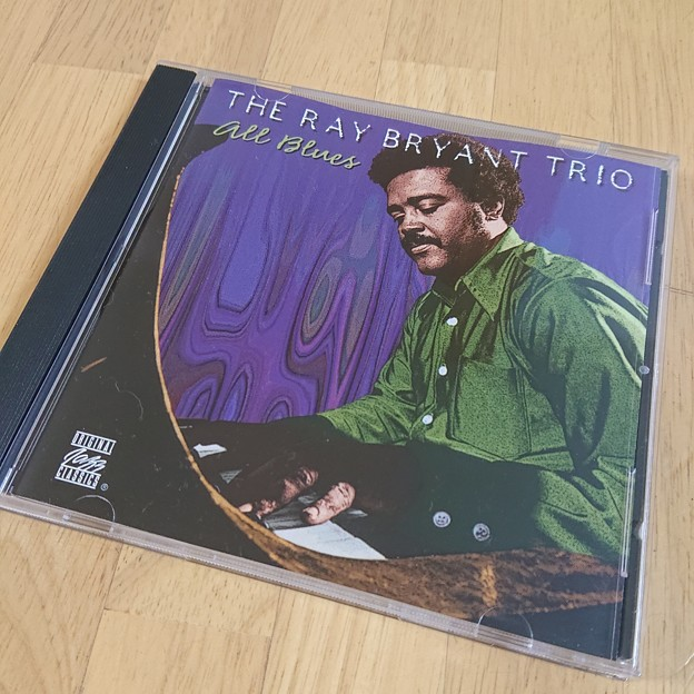THE RAY BRYANT TRIO「all blues」
