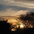 Photos: 朝日が登る時