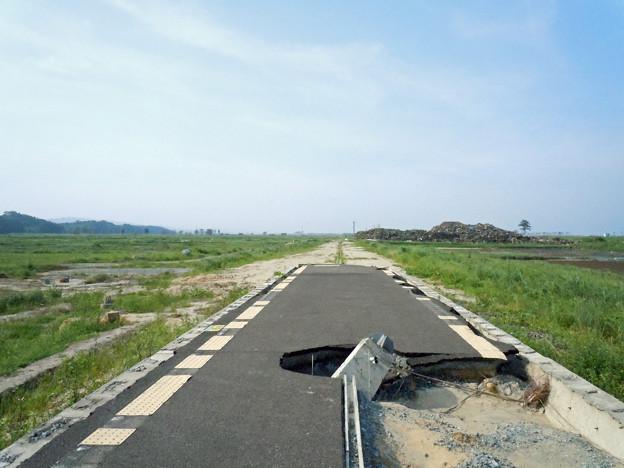 常磐線 坂元駅 (震災後をたどって 1)