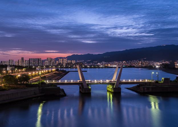 Photos: 跳開橋