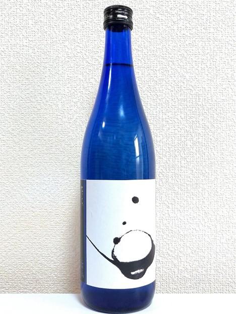 稲乃花 瑠璃 無濾過生原酒