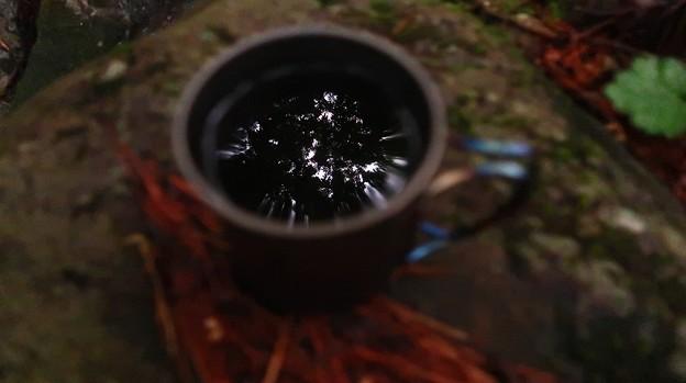 Photos: キャンプでモーニングコーヒー