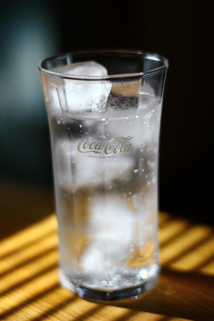 Photos: 涼しげ炭酸水