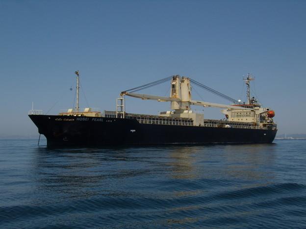 Cargo ship - HOSEI PEARL