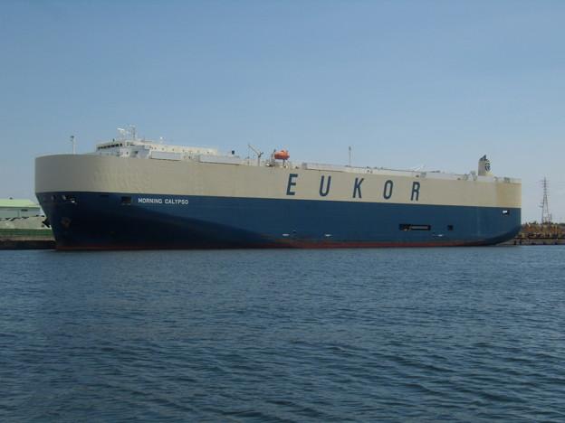 Ro-Ro Ship - MORNING CALYPSO