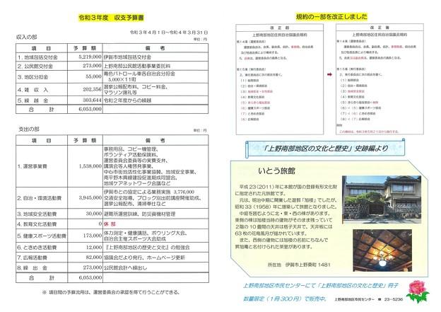 上野南部自治協だより57-2