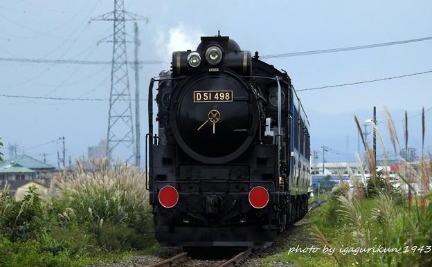 Photos: 蒸気機関車(?51)