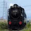 蒸気機関車(?51)