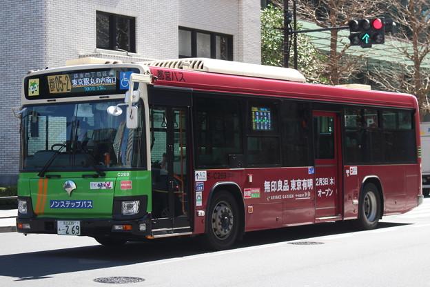 都営バスS-C269