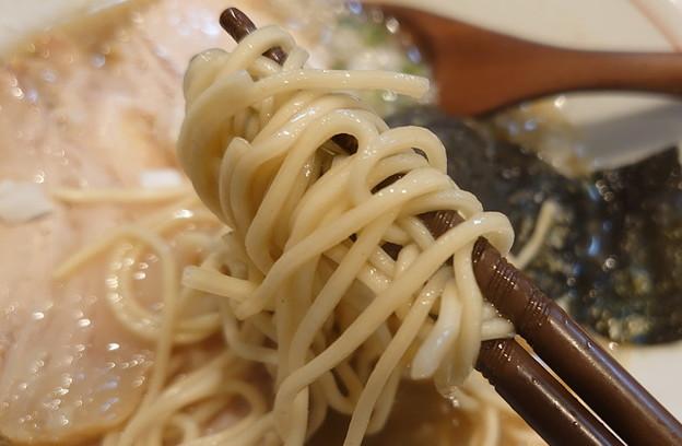 池田です!_中華蕎麦(煮干し)_麺