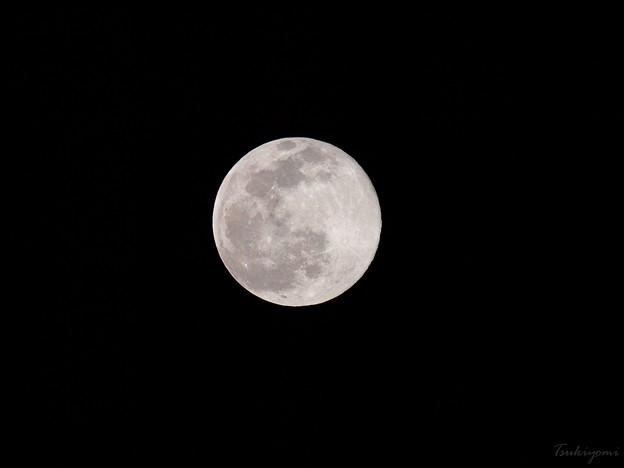 2021年2月の満月