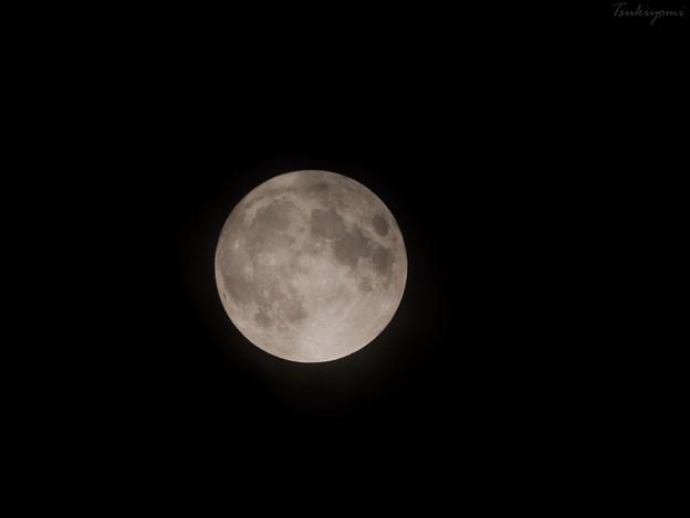 2021年6月の満月
