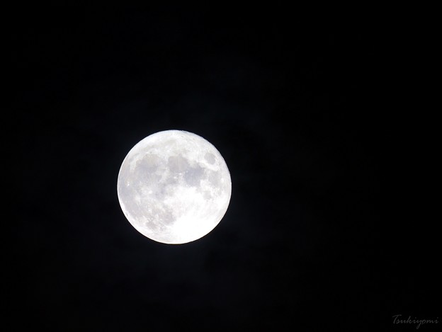 ベールの月