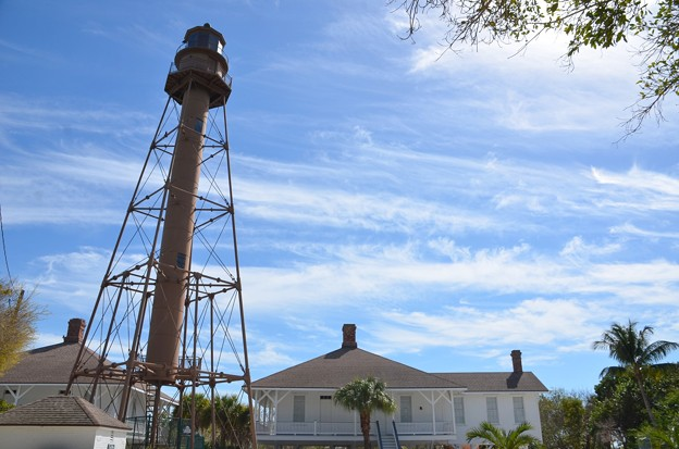 Sanibel Island Lighthouse 2-10-21