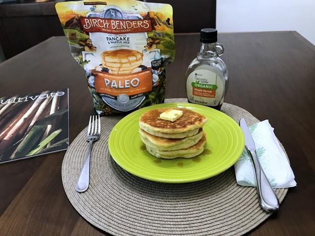 Paleo Pancake 3-7-21