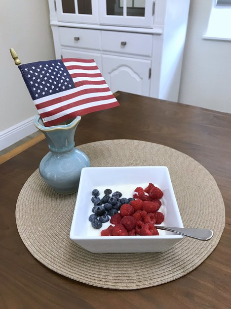 Red White and Blue 5-30-21
