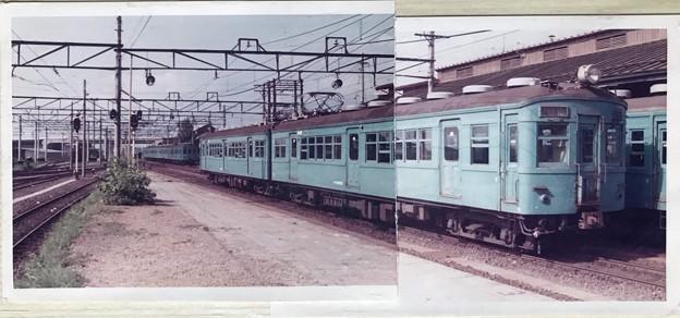 大糸線 1974年夏