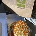 Sprouted Grain Bagel Sandwich 7-19-21