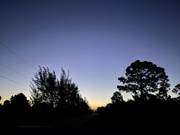 35 Minutes to Sunrise 9-26-21