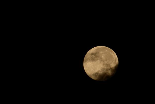 Setting Moon 10-21-21