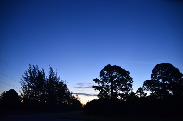 20 Minutes to Sunrise III 10-17-21