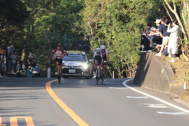 東京オリンピック ロードレース 籠坂峠