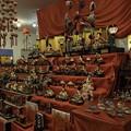Photos: アーケード街の雛祭り