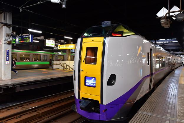 Photos: おおぞら5号釧路行き