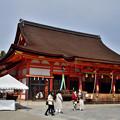 Photos: 2021_0228_140317 八坂神社本殿