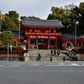 Photos: 2021_0228_135932 八坂石段下