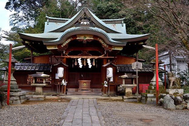 2021_0228_152325 粟田神社本殿
