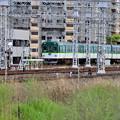 2021_0502_163813 樟葉駅大阪側の引き上げ線