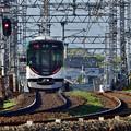 2021_0503_071014 舟橋川を渡る電車