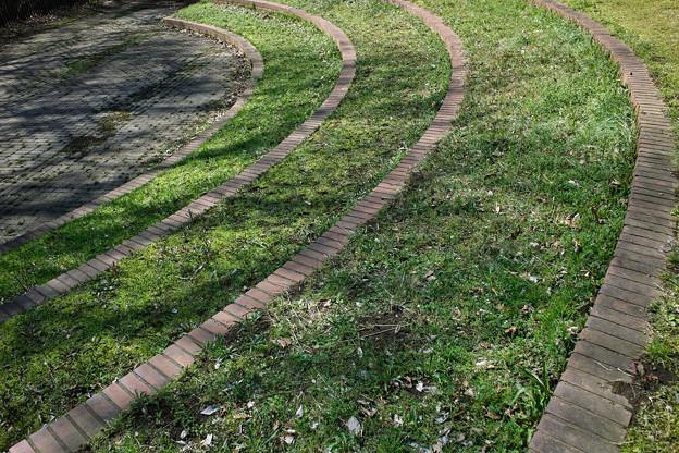Photos: 曲線
