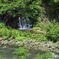 Photos: 恵庭渓谷「ラルマナイの滝」