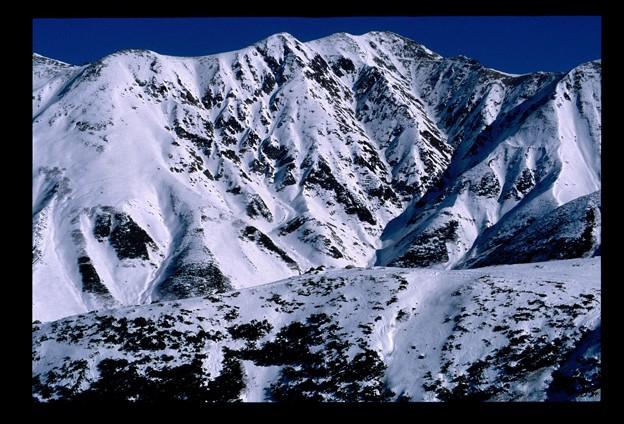 早春の立山