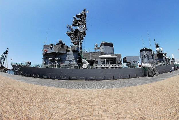 Photos: 護衛艦ちくま-1