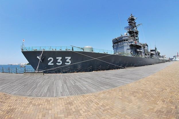 Photos: 護衛艦ちくま
