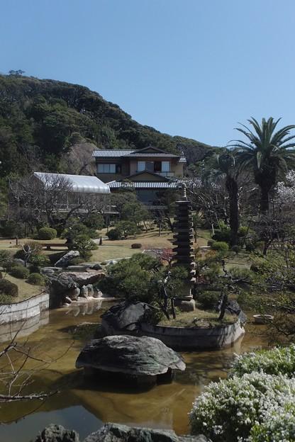 日本庭園/旧吉田茂邸