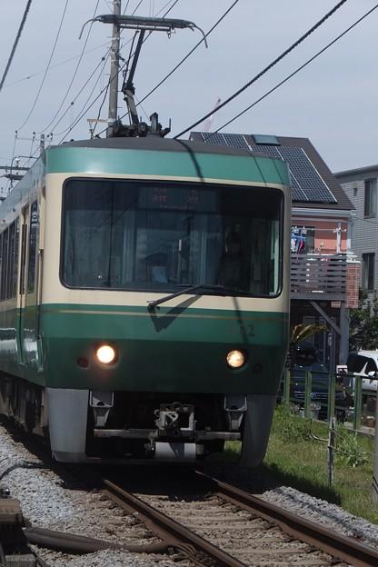 Photos: 江ノ島電鉄2代目500形電車