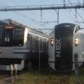 JR横須賀線-総武線E217系/成田エクスプレスE259系