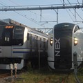 Photos: JR横須賀線-総武線E217系/成田エクスプレスE259系