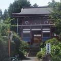 Photos: 東光寺薬師堂仁王門