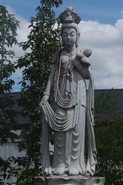 東光寺観世音菩薩像