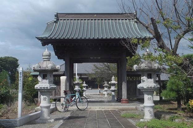 天徳寺平成門