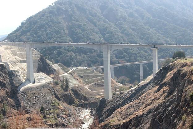 新・阿蘇大橋遠景