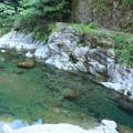 美しい西山川